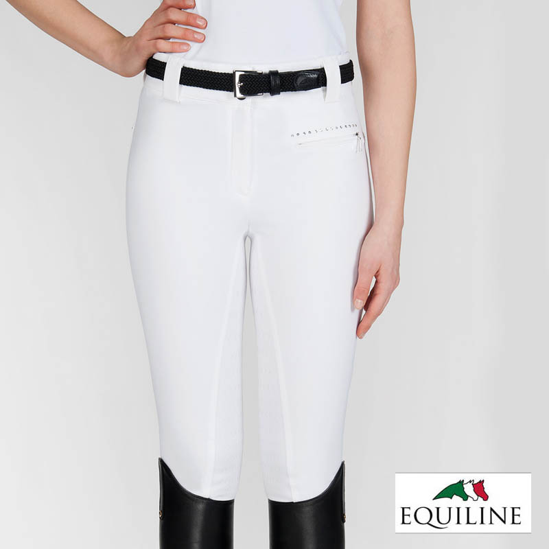 ◆EQUILINE CECILE レディス フルグリップブリーチ [20978520000]