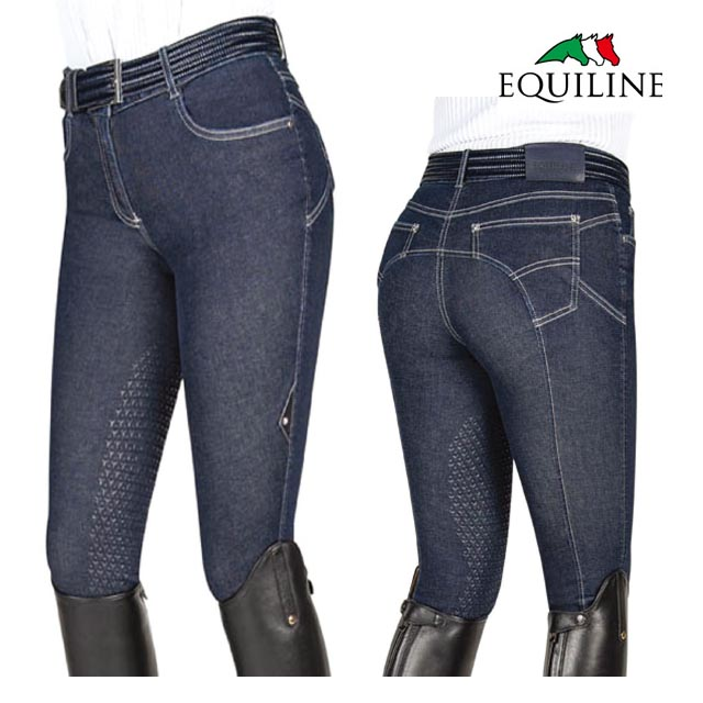 EQUILINE カリプソ レディスハーフグリップ